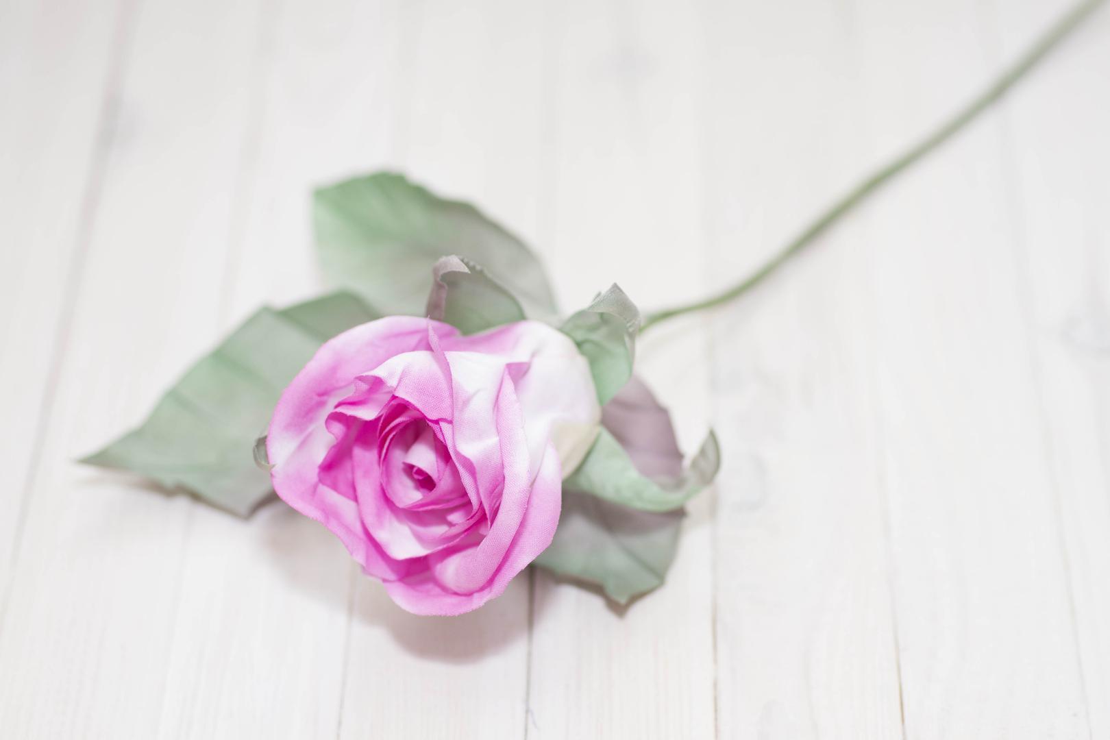 Flower materials kit bud rose pattern flowertools for Waste material flower making